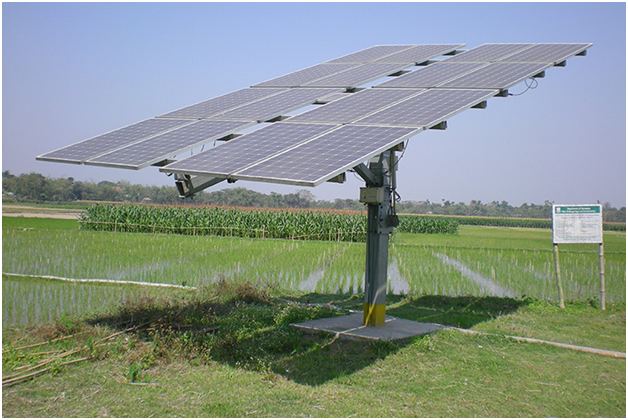 Solar Solution For Clean Water